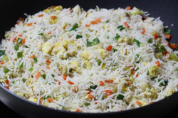 EGG FIED RICE